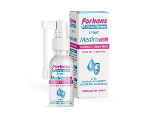 FORHANS MEDICO SPRAY 40ML