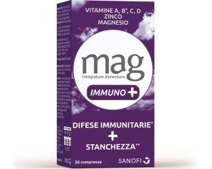 MAG IMMUNO+ 30CPR PROMO