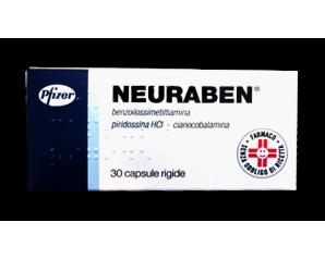 Neuraben 100 Mg Capsule, 30 Capsule