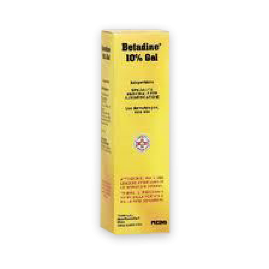 Betadine 10% Gel Tubo 100 G