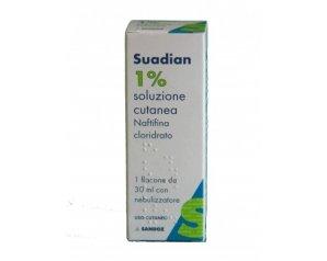 Suadian 10 Mg/Ml Soluzione Cutanea Flacone 30 Ml Con Nebulizzatore