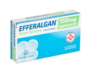 Efferalgan Prima Infanzia 150 Mg Supposte 10 Supposte