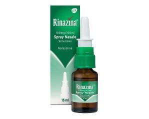 Rinazina 100 Mg/100 Ml Spray Nasale Soluzione Flacone 15 Ml