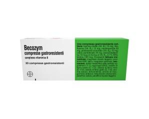 Becozym Compresse Gastroresistenti 20 Compresse
