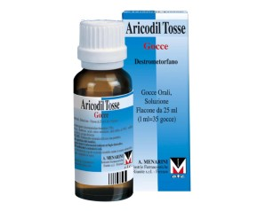 Aricodiltosse 15 Mg/Ml Gocce Orali