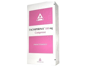 Tachipirina 500 Mg Compresse 10 Compresse