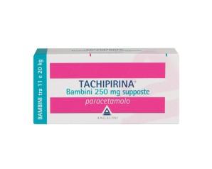 Tachipirina Bambini 250 Mg Supposte 10 Supposte