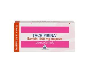 Tachipirina Bambini 500 Mg Supposte 10 Supposte