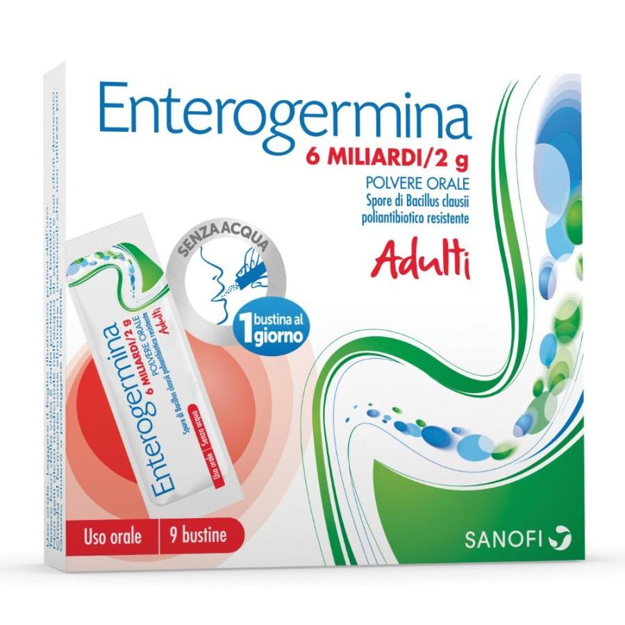 Enterogermina Os 9Bs 6Mld/2G