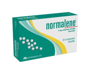 Normalene 5 Mg Compresse Rivestite 20 Compresse