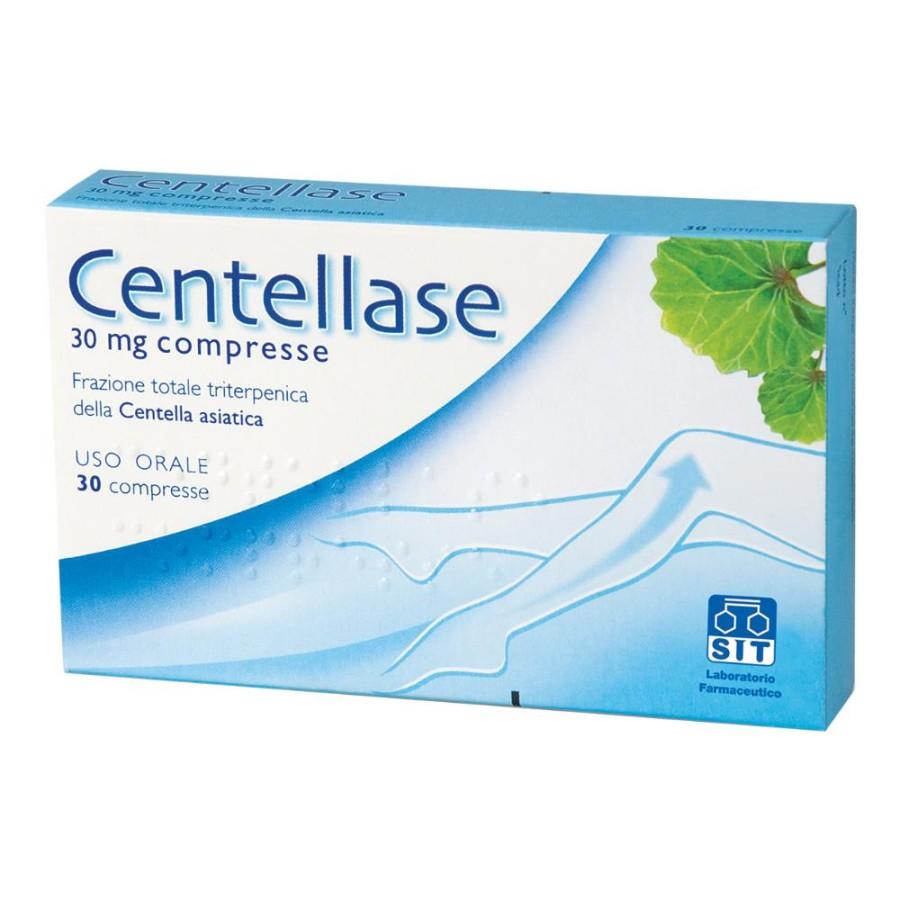 CENTELLASE*30CPR 30MG