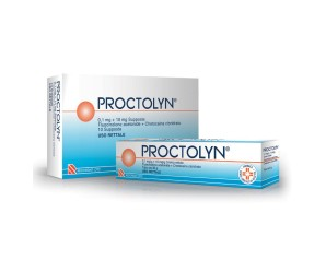 Proctolyn 0,1 Mg + 10 Mg Supposte 10 Supposte