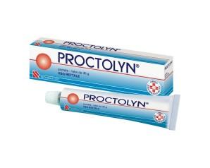 Proctolyn 0,1 Mg/G + 10 Mg/G Crema Rettale Tubo 30 G