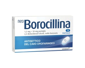 Neoborocillina 16Past 1,2+20Mg