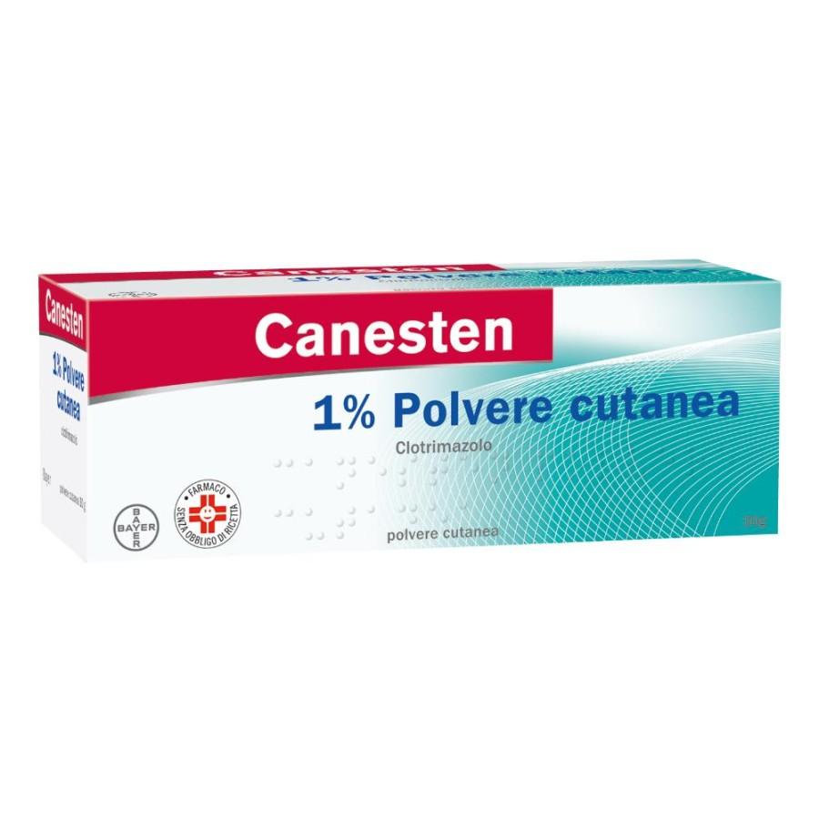 Canesten 1% Polvere Cutanea 1 Flacone 30 G
