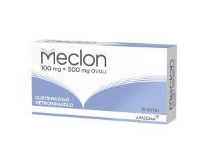 Meclon 100 Mg + 500 Mg Ovuli 10 Ovuli