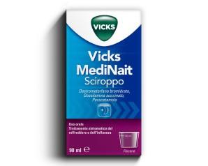 Vicks Medinait Sciroppo Flacone 90 Ml