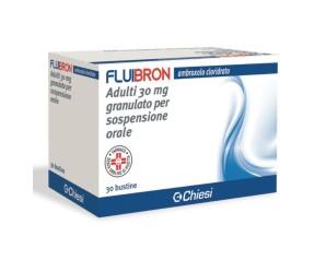 Fluibron Adulti 30 Mg Granulato Per Sospensione Orale 30 Bustine