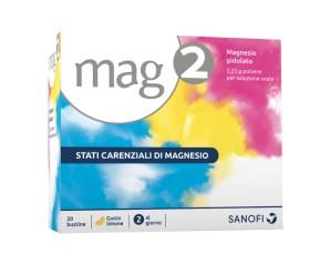 Mag 2 2,25 G Polvere Per Soluzione Orale 20 Bustine