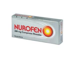 Nurofen 200 Mg Compresse Rivestite 24 Compresse