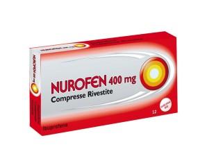 Nurofen 400 Mg Compresse Rivestite 12 Cpr In Pvc/Alluminio