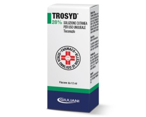 Trosyd 28% Soluzione Cutanea Per Uso Ungueale Flaconcino 12 Ml