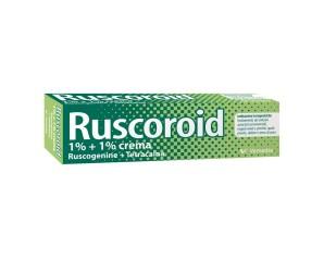 Ruscoroid 1% + 1% Crema Tubo 40 G