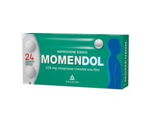 Momendol 220 Mg Compresse Rivestite Con Film 24 Compresse