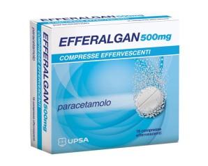 Efferalgan 500 Mg Compresse Effervescenti 16 Compresse