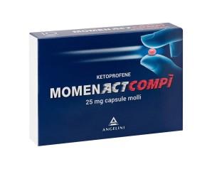Momenactcompi 10Cps 25Mg