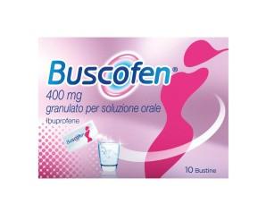 Buscofen 400 Mg Granulato Per Soluzione Orale 10 Bustine