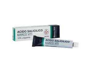 ACIDO SALICILICO MV*10% UNG30G