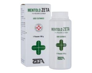 MENTOLO ZETA*1% 1FL 100G