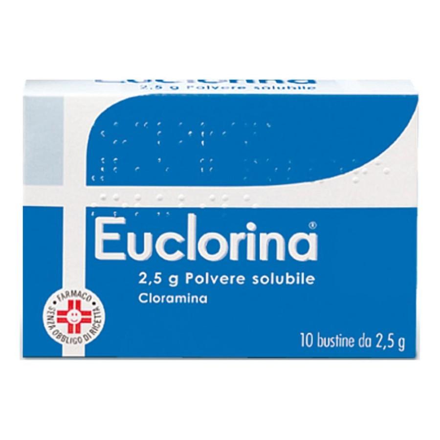 Euclorina 2,5 G Polvere Solubile 10 Bustine