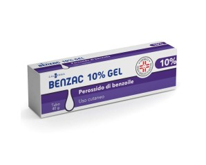 Benzac 10% Gel Tubo 40 G