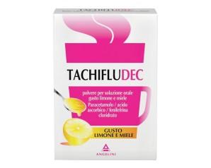 Tachifludec Polvere Per Soluzione Orale 10 Bustine Gusto Limone E Miele