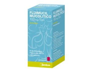 Fluimucil Mucol 100 Mg/5 Ml  Sciroppo Flacone 200 Ml