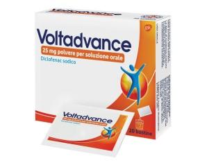 VOLTADVANCE*OS POLV 20BUST25MG
