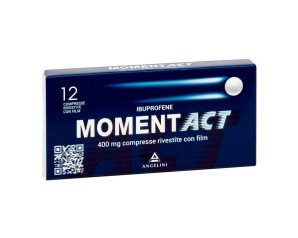 Momentact 400 Mg Compresse Rivestite Con Film 12 Compresse