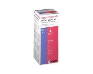 Paracetamolo My 120 Mg/5 Ml Soluzione Orale 1 Flacone Da 120 Ml
