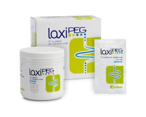 Laxipeg 9,7 G Polvere Per Soluzione Orale 20 Bustine Da 10 G