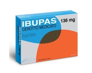 Ibupas 136 Mg Cerotto Medicato 7 Cerotti