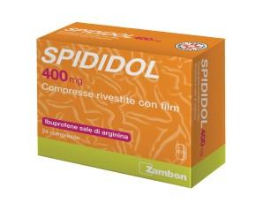SPIDIDOL*24CPR RIV 400MG