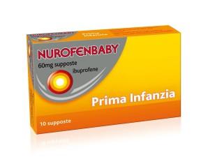 Nurofenbaby 60 Mg Supposte 10 Supposte In Blister Al