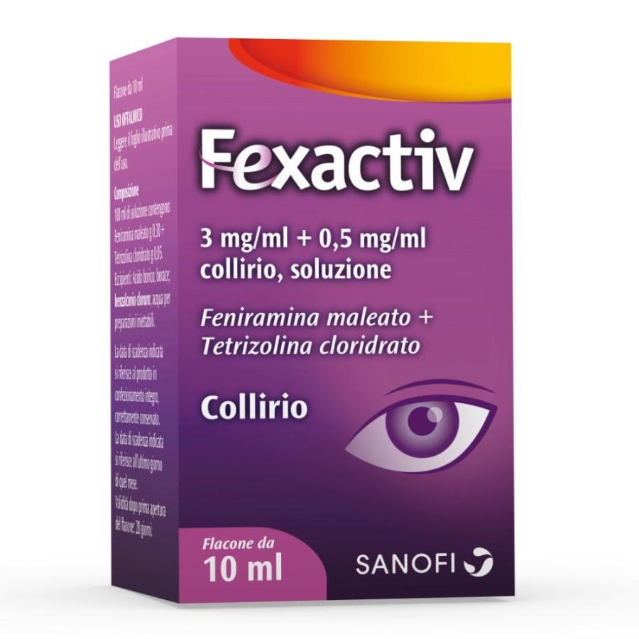 Fexactiv Coll 1Fl 10Ml