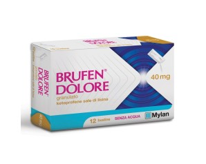 Brufen Dolore Os 12Bust 40Mg