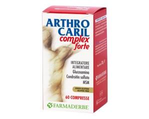 ARTHROCARIL COMPLEX FT 60CPR