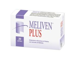 Meliven Plus Integratore Alimentare  20 Capsule