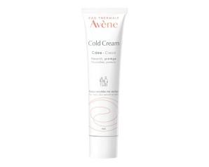 Avene  Cold Cream Crema Idratante Nutriente Pelli Sensibili 40 ml