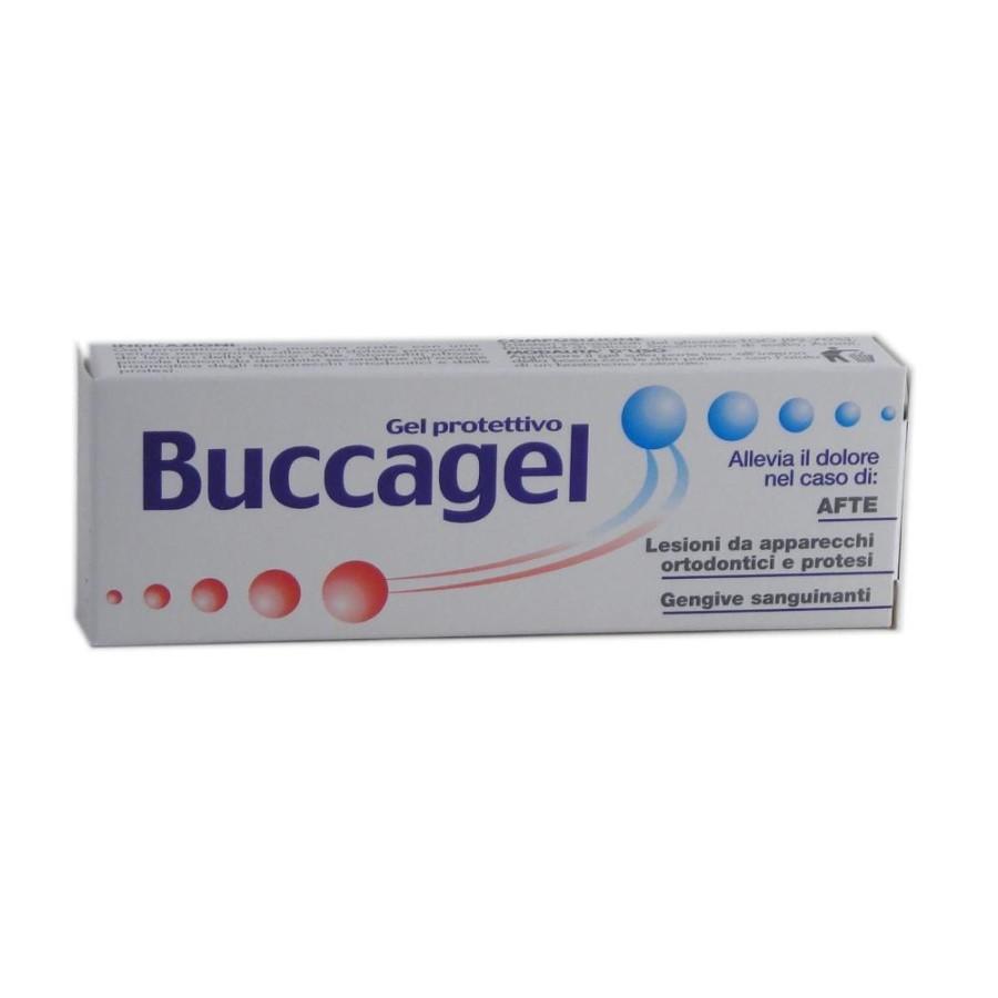Buccagel Gel Igienizzante Lenitivo Calmante 15 ml